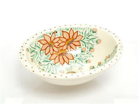 bemalte keramik waschbecken quot wei 223 mexikanische waschbecken quot galerie