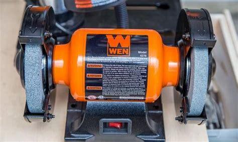 skil 6 inch bench grinder the wen 4276 6 inch bench grinder topbenchgrinders com