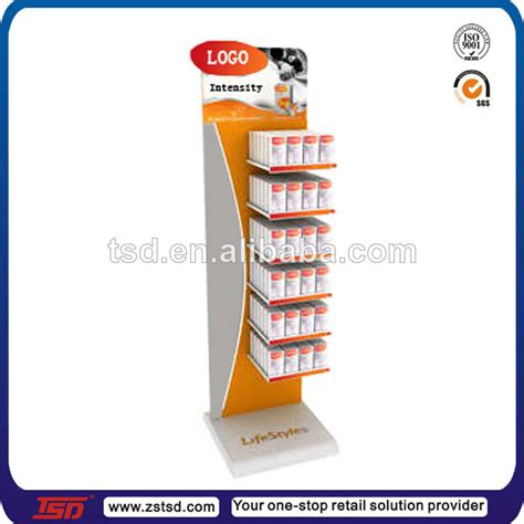 What Is The Shelf Of Condoms by Tsd A247 Retail Store Sale Counter Top Display