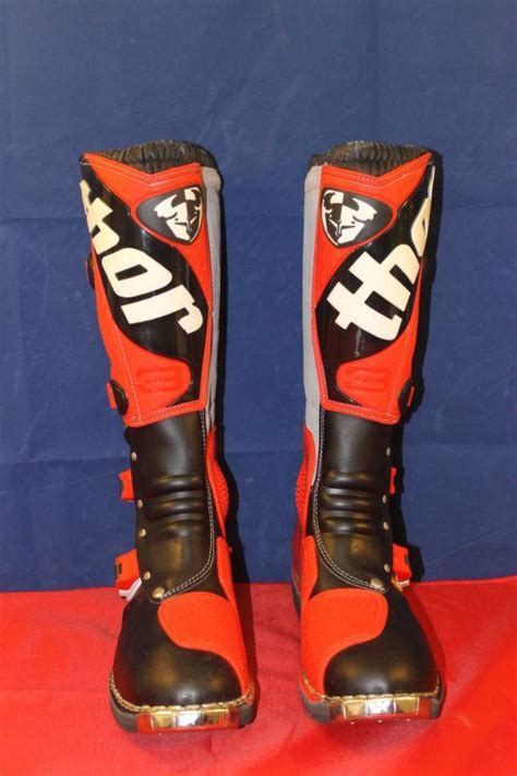 size 12 motocross boots purchase thor motocross boots size 12 9404 t motorcycle