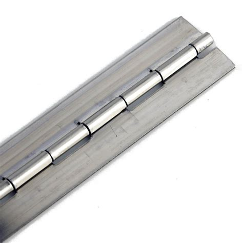 Upholstery Adhesive Stainless Steel Piano Hinge 1800mm Car Builder Solutions