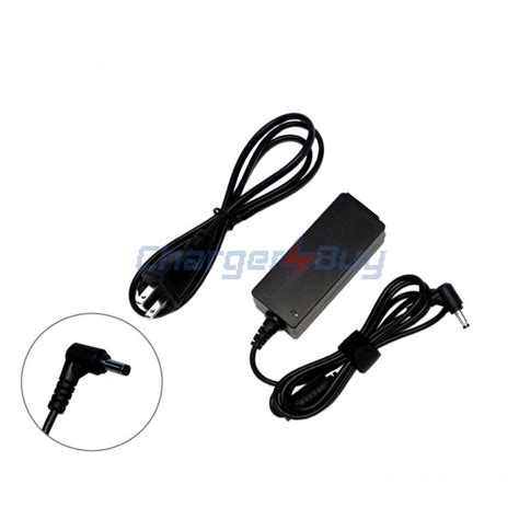 Adaptor Charger Asus 19v 2 1a asus eee pc 1005hab ac adapter 40watt 19v 2 1a replacement