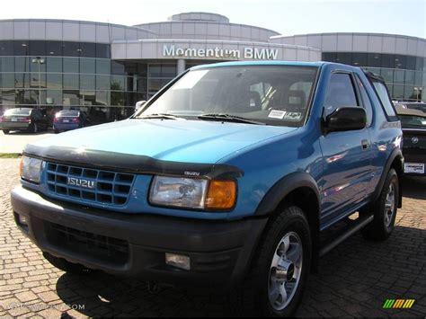 1998 isuzu rodeo owners manual free