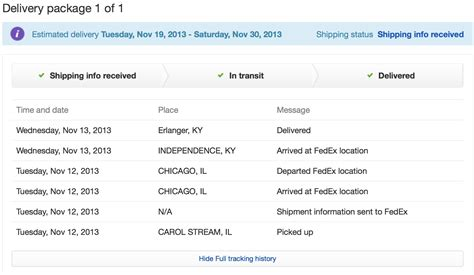 ebay shipping solved global shipping program status says delivered in e