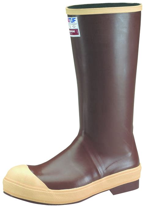 xtratuf boots xtratuf 16 safety boot neoprene with copper color