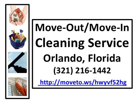 Move Out Cleaning Company Move In Move Out House Cleaning Orlando Cleaning 321 216 1442