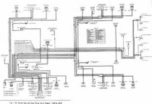 standard and power wiring circuit diagram of 1966 cadillac 68169 model circuit wiring