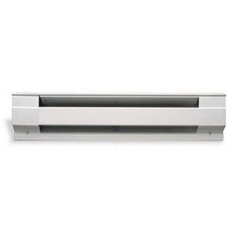 cadet baseboard heater manual cadet 2f500a electric baseboard heater 500 375 watt 240
