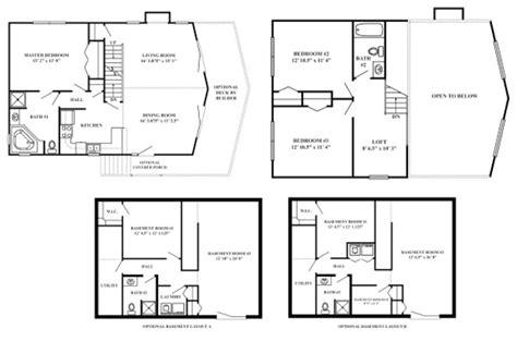 summit homes floor plans vacation series the summit