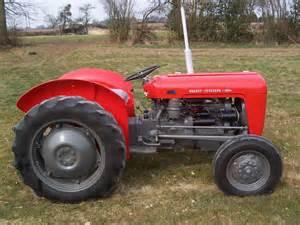 1960 massey ferguson 35 vintage tractor