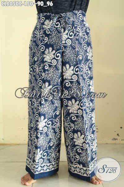 Celana Kulot Model Terbaru Katun B30417003mot5mrh Bawahan Batik Lucu koleksi terkini celana batik kulot nan modis model