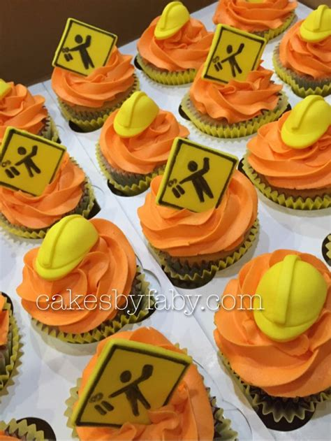 Cupcake Digger 25 best ideas about construction cupcakes on