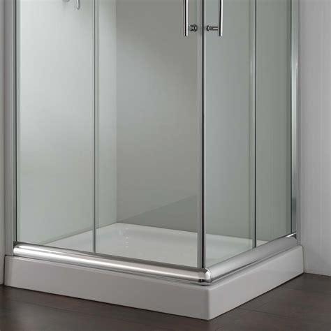 cabina doccia 75x75 box cabina doccia bagno 75x75 quadrato angolare cristallo