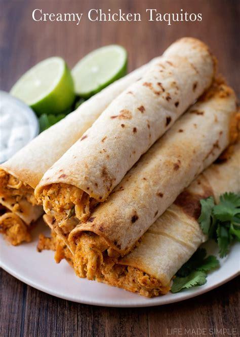 great chicken recipes for dinner chicken taquitos capturing with kristen duke