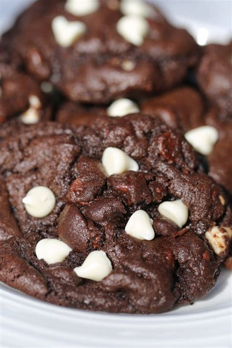 Kue Kering Choco Chip Cokelat Chip chocolate white chocolate chip cookies five silver spoons