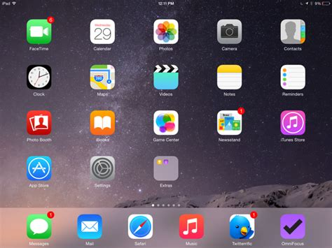 home screen sweet ios 8 home screen