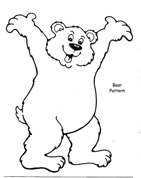 coloring page of a brown bear brown bear brown bear what do you see coloring pages