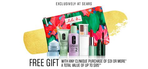 Sears Gift Card Balance Inquiry - sears canada clinique gift with purchase 2016 gift ftempo