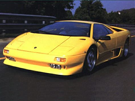 Lamborghini Diablo Msrp 1999 Lamborghini Diablo Information