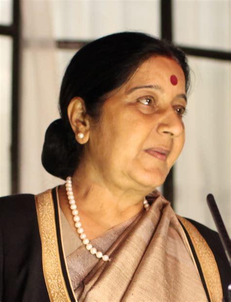 sushma swaraj wikipedia sushma swaraj wikipedia