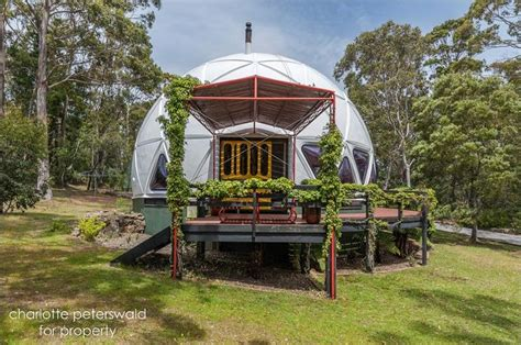 geodome house geo dome house by john and penny smith homecrux