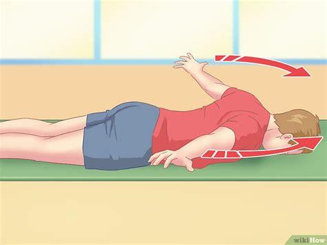 esercizi dorsali a casa 4 modi per allenare i muscoli della schiena a casa