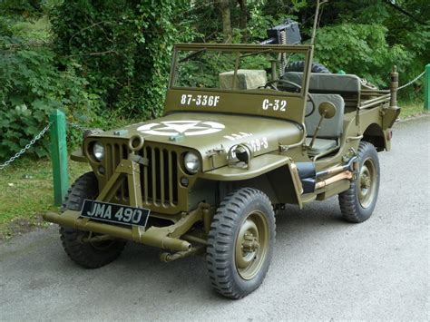 ww2 jeep ford army ww2 jeep