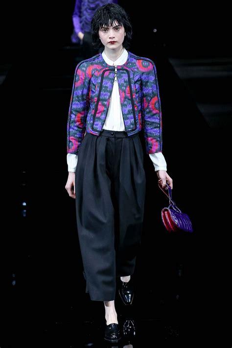 Emporio Armani 0733 emporio armani fall winter 2015 collection milan fashion week fab fashion fix