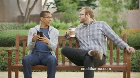 credit karma commercial actress on bench credit karma tv spot free forever ispot tv