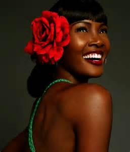 black women pin up hairstyles from atlanta black pin up models and burlesque dancers part one the