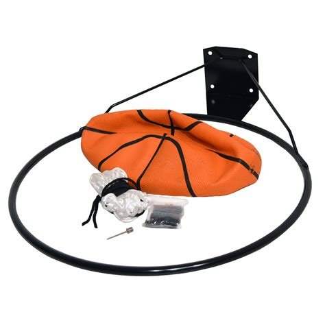 charles bentley basketball set ring hoop with free