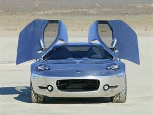 Ford Gr 2005 Ford Shelby Gr 1 Concept With Aluminum Front