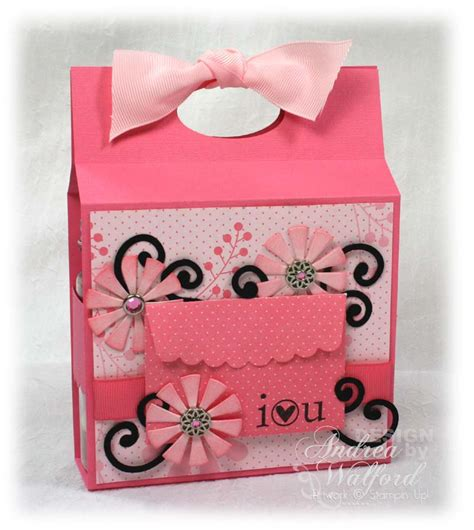 Decorative Paper Bags Craft - decorative paper craft gift box tutorial diy gift box or