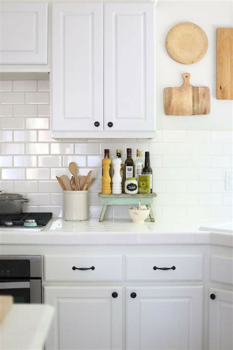 Kitchen Counter Display Ideas by 147 Best Images About Kitchen Ideas On Subway
