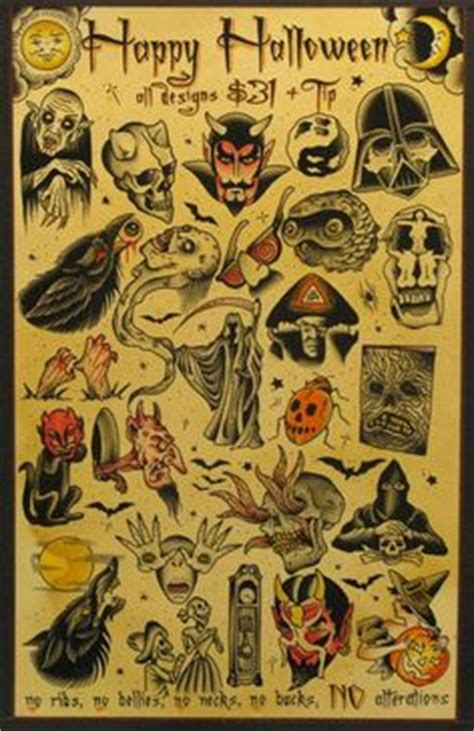 halloween tattoo specials 1000 ideas about flash on