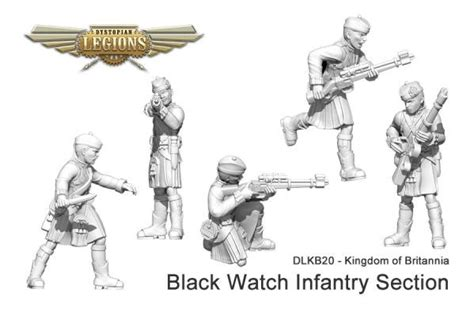 infantry section kingdom of britannia