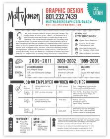 graphic design resume exle resume graphic designer