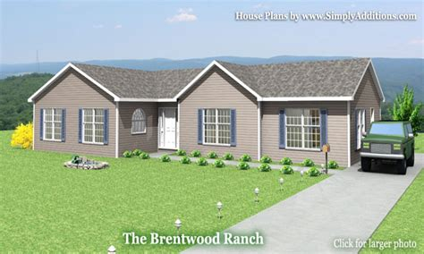 ranch home addition plans ranch home addition floor plans home addition plans and