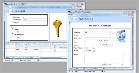 contoh desain database aplikasi koperasi contoh aplikasi database sederhana dari ms access warning