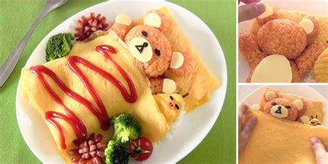 cara membuat mie goreng sehat untuk anak tutorial bekal lucu bentuk beruang sedang tidur vemale com