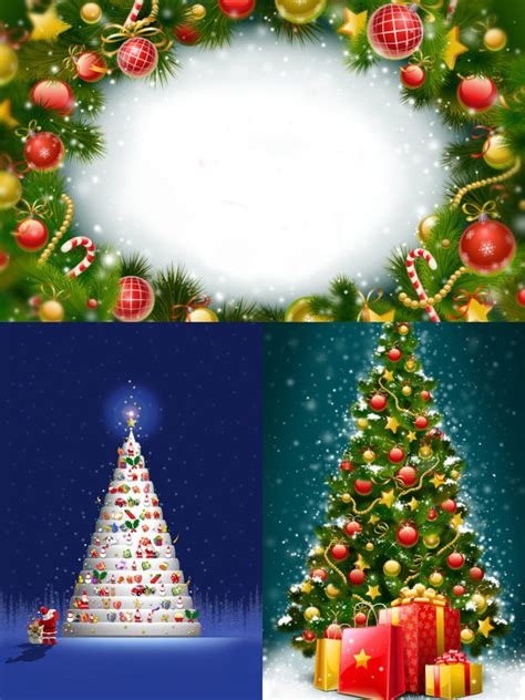 beautiful christmas pictures 4 designer beautiful christmas tree hd pictures