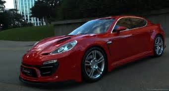 Porsche Prestige Porsche Panamera Prestige By Anibal Automotive Design