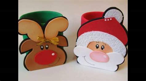 imagenes navidad en foami manualidades navidad en fomi ideas youtube