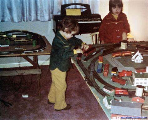 About Zsm Zscale Monster Trains
