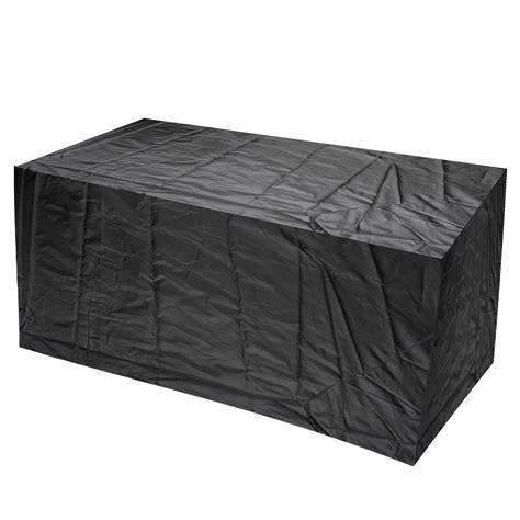 outdoor furniture cover waterproof rectangular table