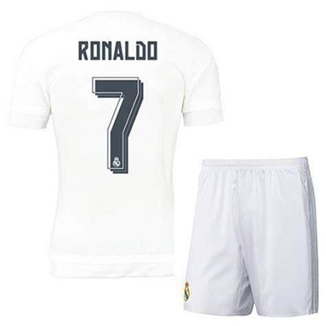 Baju Koko Ss Real Madrid White 1 jersey sepakbola real madrid no 7 ronaldo size m white jakartanotebook