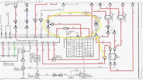 toyota corolla wiring diagram 1999 wiring diagram and