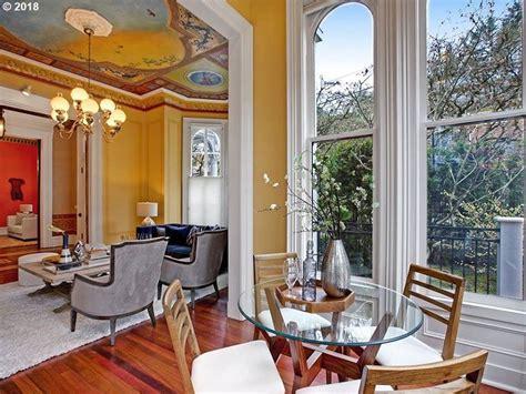 san fransisco style house  portland oregon