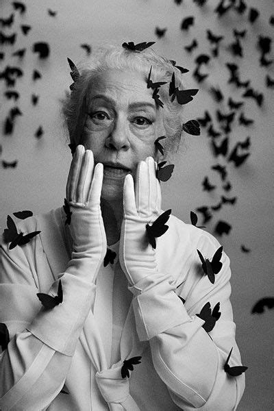 Fernanda Montenegro aos 90 anos « Foto: Mariana Maltoni