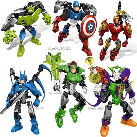 Decool Heroes Iron 2017 decool iron classic toys heroes the ironman marvel figures
